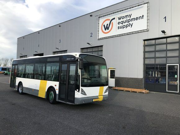 used coach buses